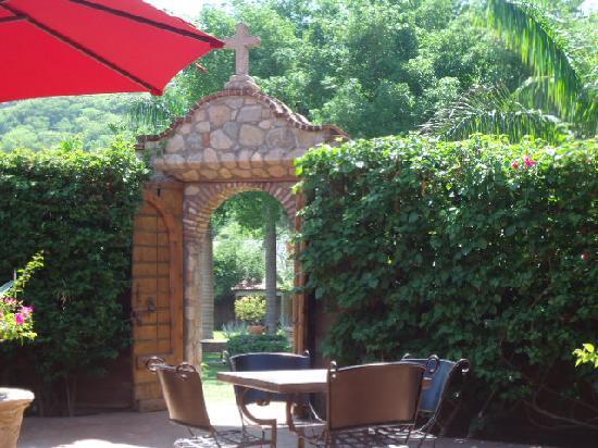 Hacienda De Los Santos: Desayunador