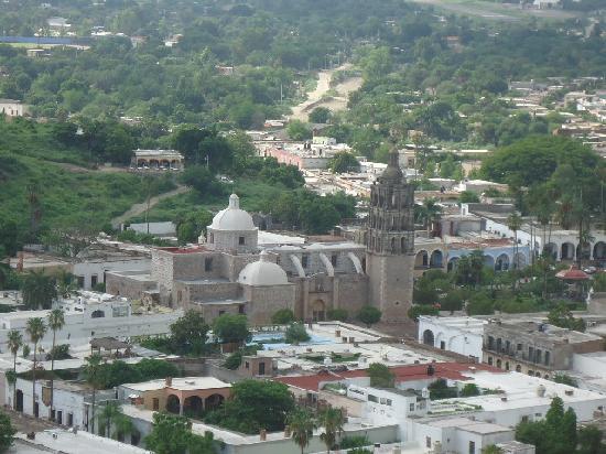Hacienda De Los Santos: Centro