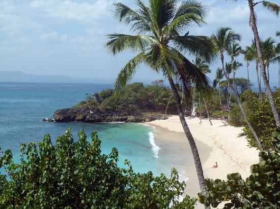 Luxury Bahia Principe Cayo Levantado: Der Hotelstrand 2