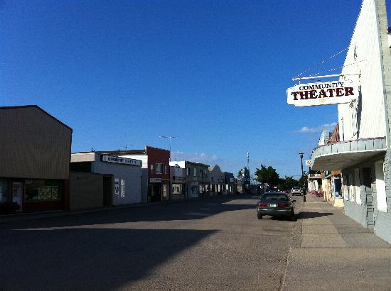 Canalta Hotel: Town Center of Moosomin