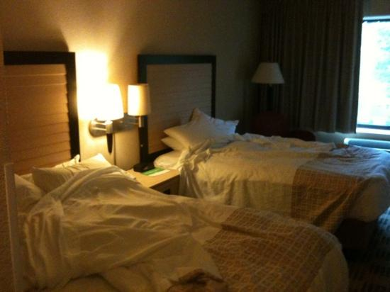 La Quinta Inn & Suites Clifton / Rutherford: Rooms very nice and clean