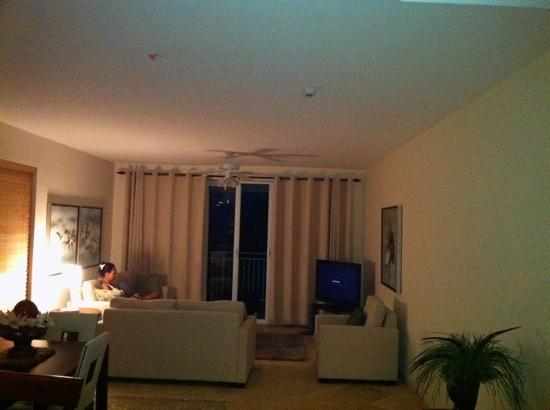 La Vista Azul Resort: salone