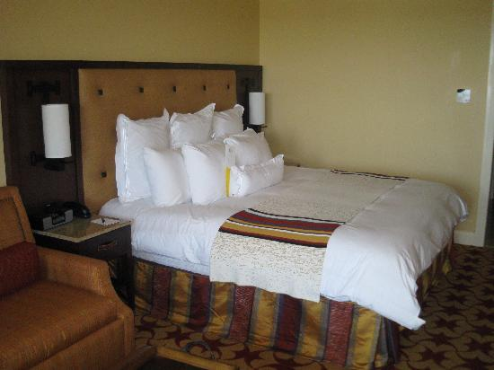 Bed Picture Of Jw Marriott San Antonio Hill Country Resort Spa