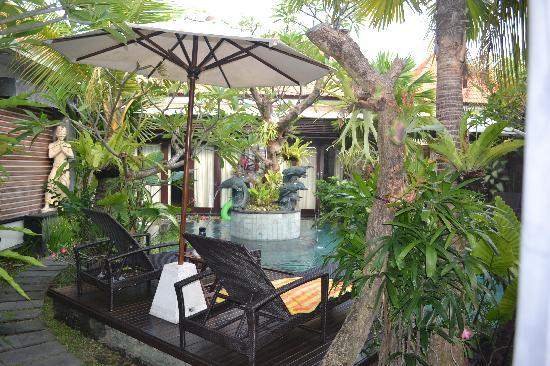 Rumah Santai Villas: our first day
