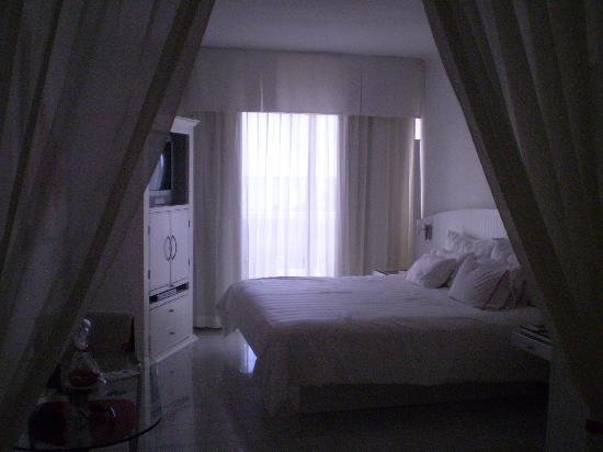 Bel Air Collection Resort & Spa Cancun: Habitación, vista a la laguna