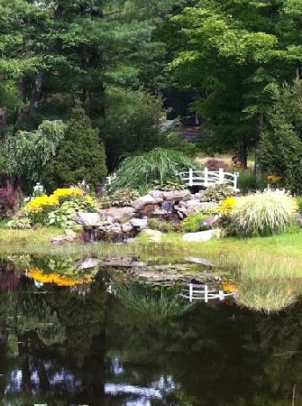 Rosewood Country Inn: lovely gardens