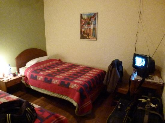 Hostal Quipu Cusco: habitacion del hotel