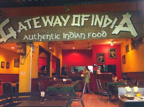 gateway of india kuta restaurant reviews phone number. Black Bedroom Furniture Sets. Home Design Ideas