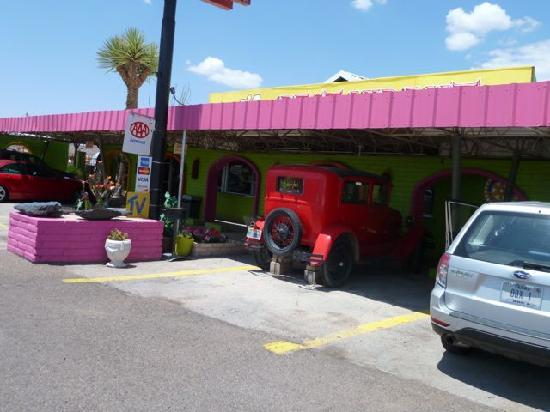 Mexican Restaurant In Van Horn Texas