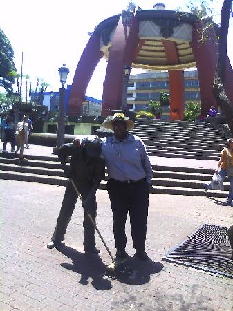Central Park (Parque Central): Me & Amigo in Central Park