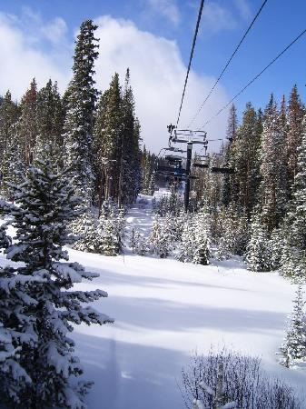 Winter Park Resort: on the lift