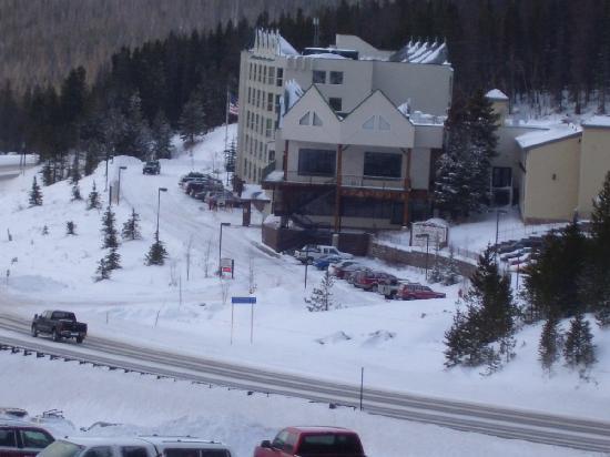 Winter Park Resort: WP mountain lodge