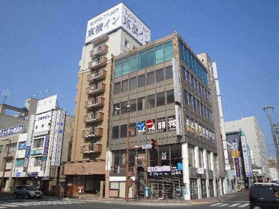 Toyoko Inn Kitami Ekimae: Appearance of Building