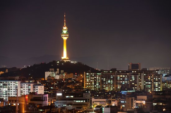 Daegu Night View