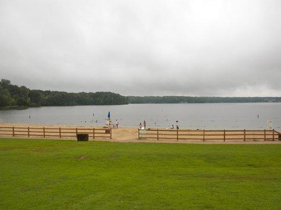 Spotsylvania, เวอร์จิเนีย: Lake Anna Beach