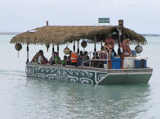 Koka Lagoon Cruises: Koko Lagoon cruise boat