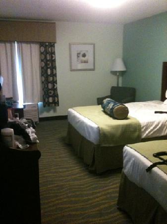 Best Western Plus Myrtle Beach Hotel: double beds