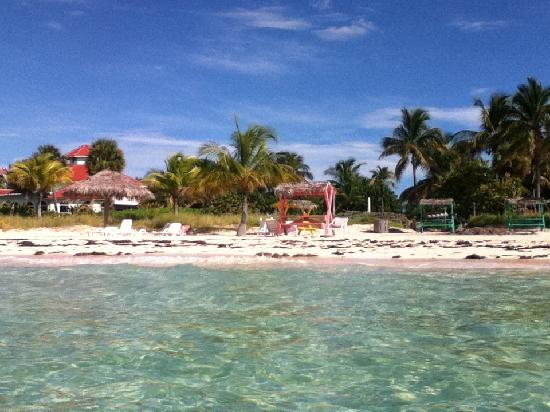 Your Own Beach Picture Of Taino Freeport Tripadvisor
