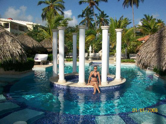 Paradisus Palma Real Golf Spa Resort Majestic Pool