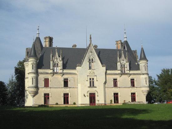 Chateau de Montreuil sur Loir: Chateau de Montreuil