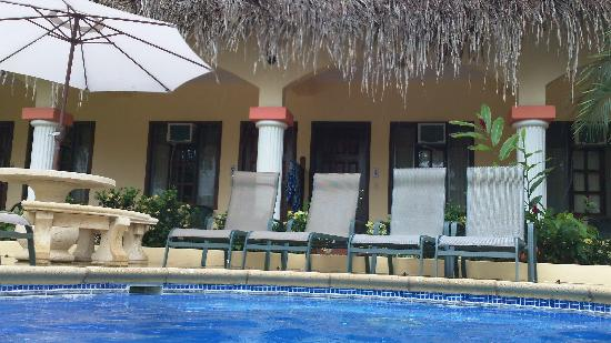 Playa Carrillo, Costa Rica: Our rooms $ & 5