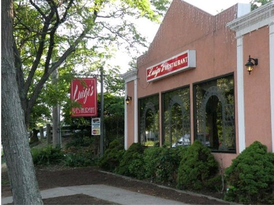 Luigi S Restaurant Fairfield Menu Prices Reviews Tripadvisor