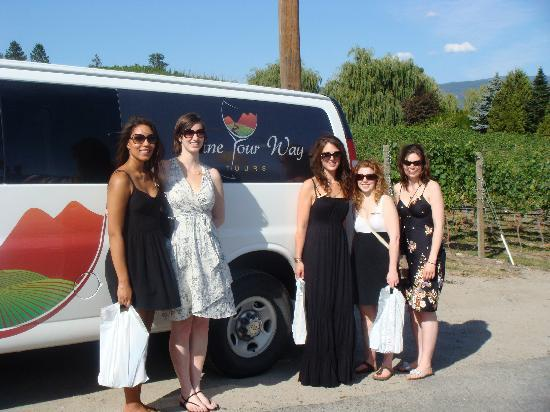 Wine Your Way Tours : Small Private Stagette