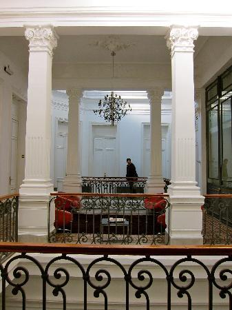 Hotel Plaza Fuerte: top floor
