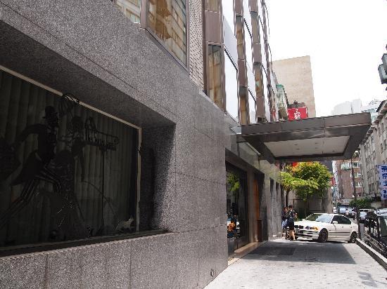 Les Suites Taipei Daan: 外観