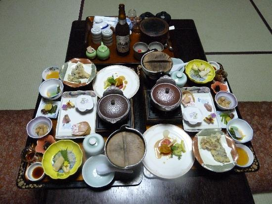 Dogenso: Healthy Dinner meal