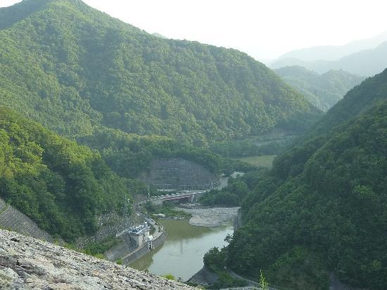 Dogenso: On top of the dam