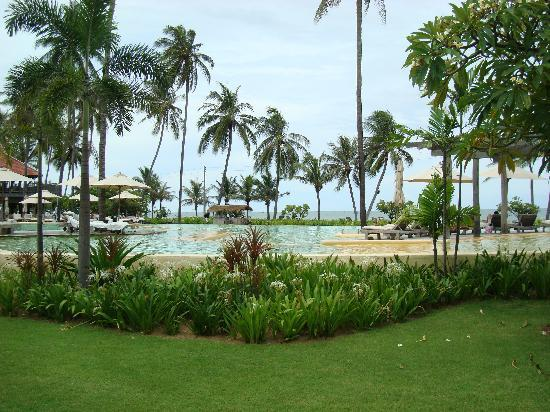 Evason Hua Hin: The swimming pool