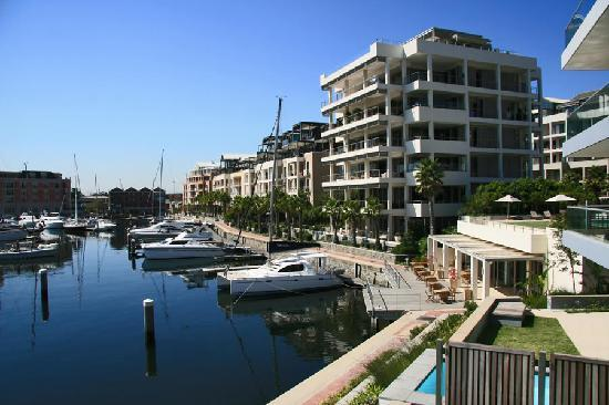 Waterfront Village: Superior views