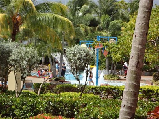 Aquatika Beach Resort: Kid Pool Area