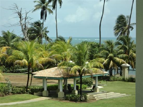 Aquatika Beach Resort : View From Master Bedroom