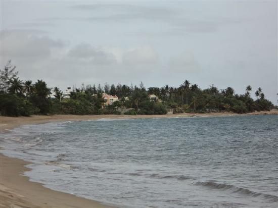 Aquatika Beach Resort : Beach View 2