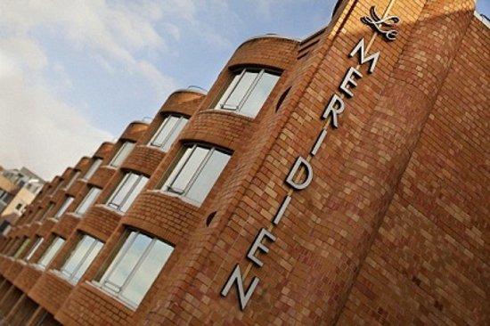 Le Meridien Stuttgart : Exterior