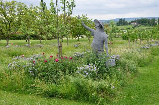 Le verger prairie photo de les jardins fruitiers - Jardins fruitiers de laquenexy ...