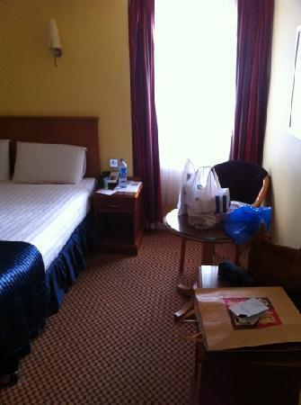 โรงแรมแลนแคสเตอร์เกท: 521