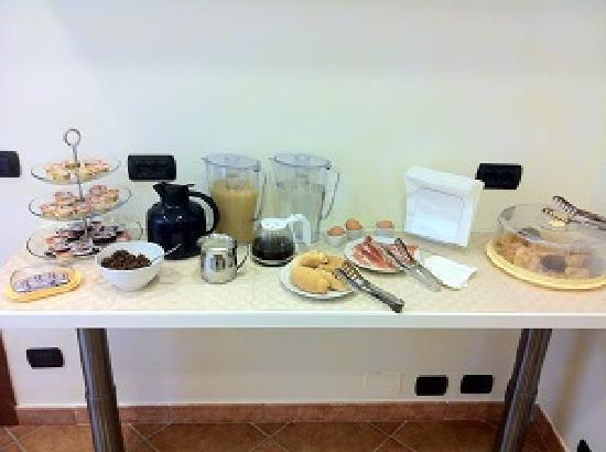 Il Corso Bed and Breakfast: sala colazione