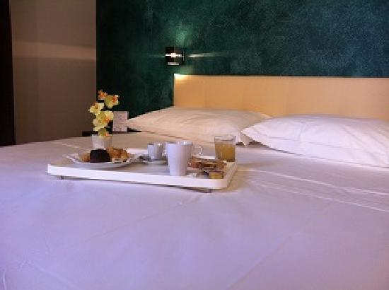 Il Corso Bed and Breakfast: camera verde