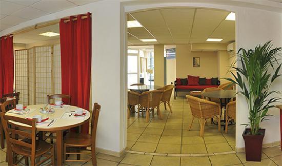 Residence Foch : Salle petit déjeuner