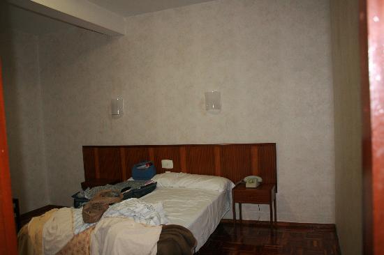 Hotel Acebos Azabache: habitación luminosa