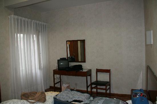 Hotel Acebos Azabache: mesa de trabajo