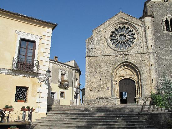 Altomonte, Italia: Snta Maria della Consolazione