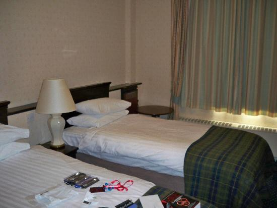 Strathspey Hotel: Bedroom