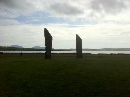 Standing Stones Hotel: Standing Stones at Stenness
