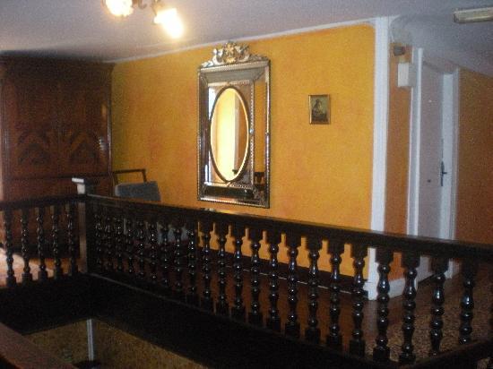 Grand Hotel de La Poste: interior del hotel