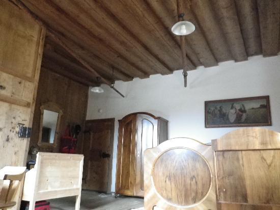 """Schloss Saalhof: our room """"Ritter stube"""""""