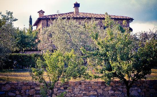 Agriturismo Poggetto: The beautiful farmhouse